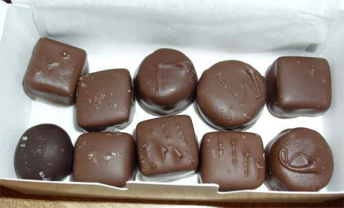 chocolate barr's candy