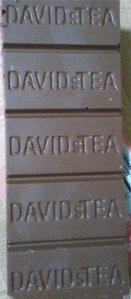 David's tea full bar