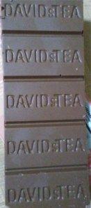 David's tea full bar