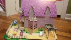 doll house back