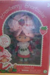 Strawberry classic in box