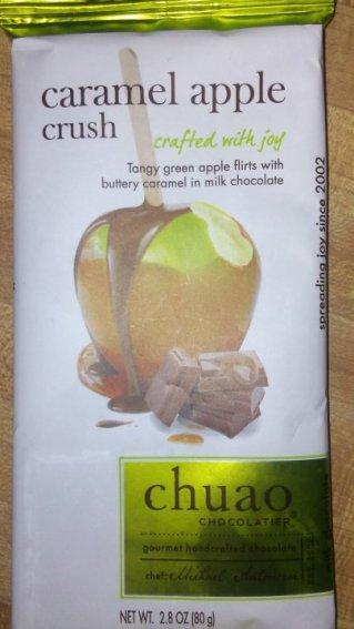 apple caramel bar