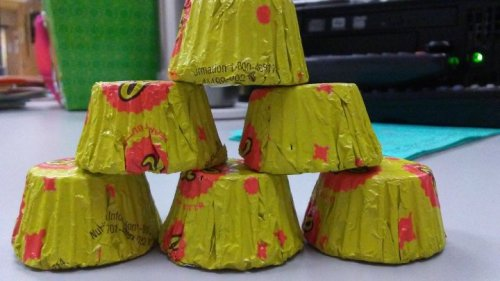 Reese's crunchy tower.jpg