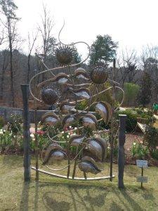 botanical garden statue