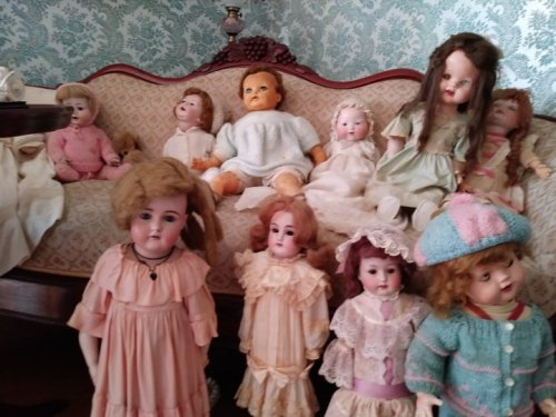all the dolls