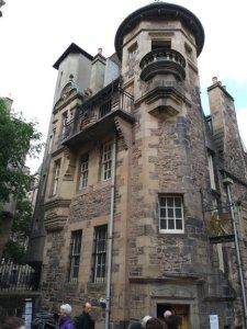 Scotland Writer's Museum